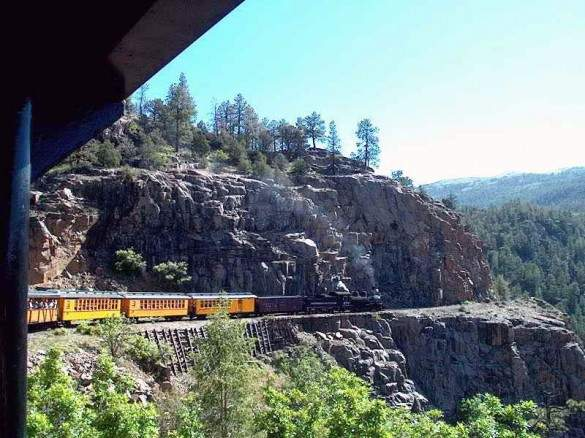 Durango-Silverton Narrow Gauge Railroad